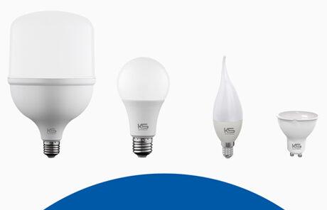 لامپ ال ای دی K&S